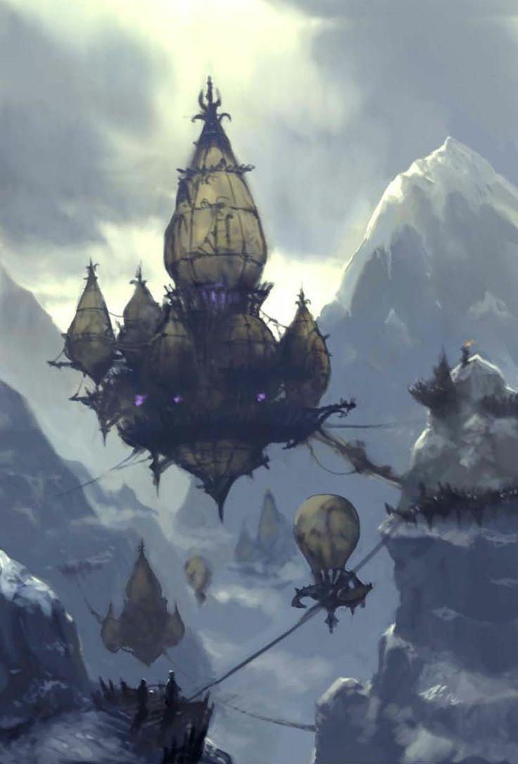 Fantasy Art Engine : Photo | Fantasy Worlds | Fantasy art ...