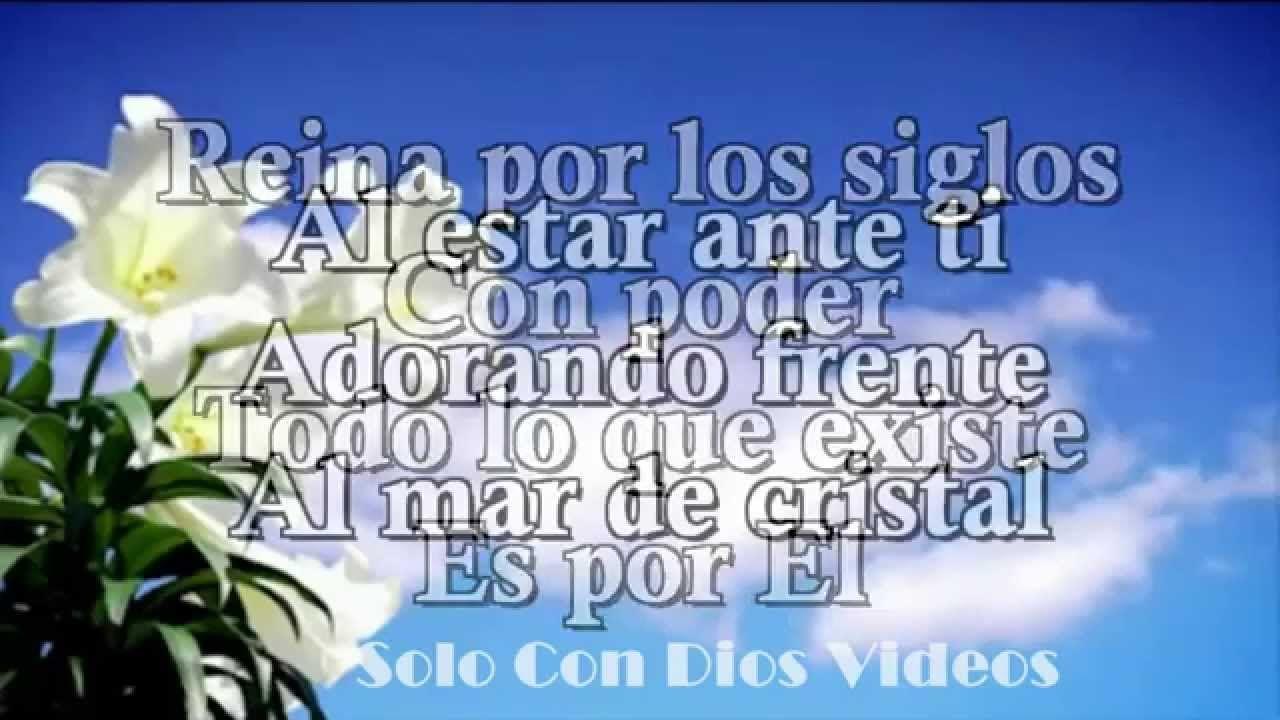 El gran yo soy letras - Al Estar Ante Ti Abel Zavala Con Letra