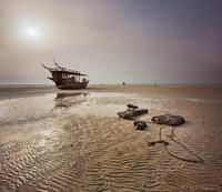"Yan Zhang's ""Dead Calm"" - Doha"
