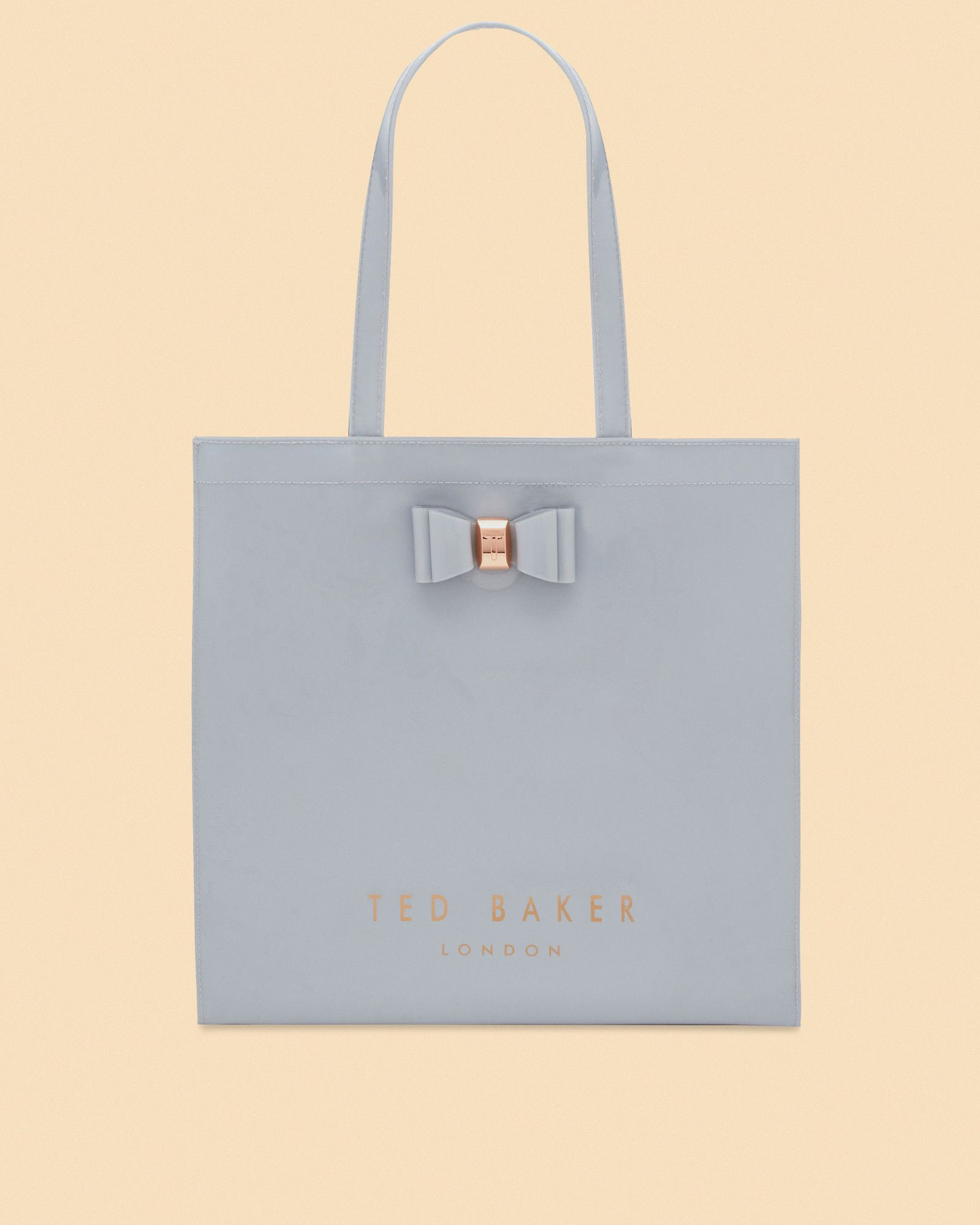 b5d96829863d7 Ted Baker Bow detail large shopper bag