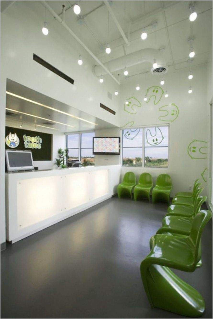 Architecture , Dental Office Design Ideas : Dental Office Interior ...