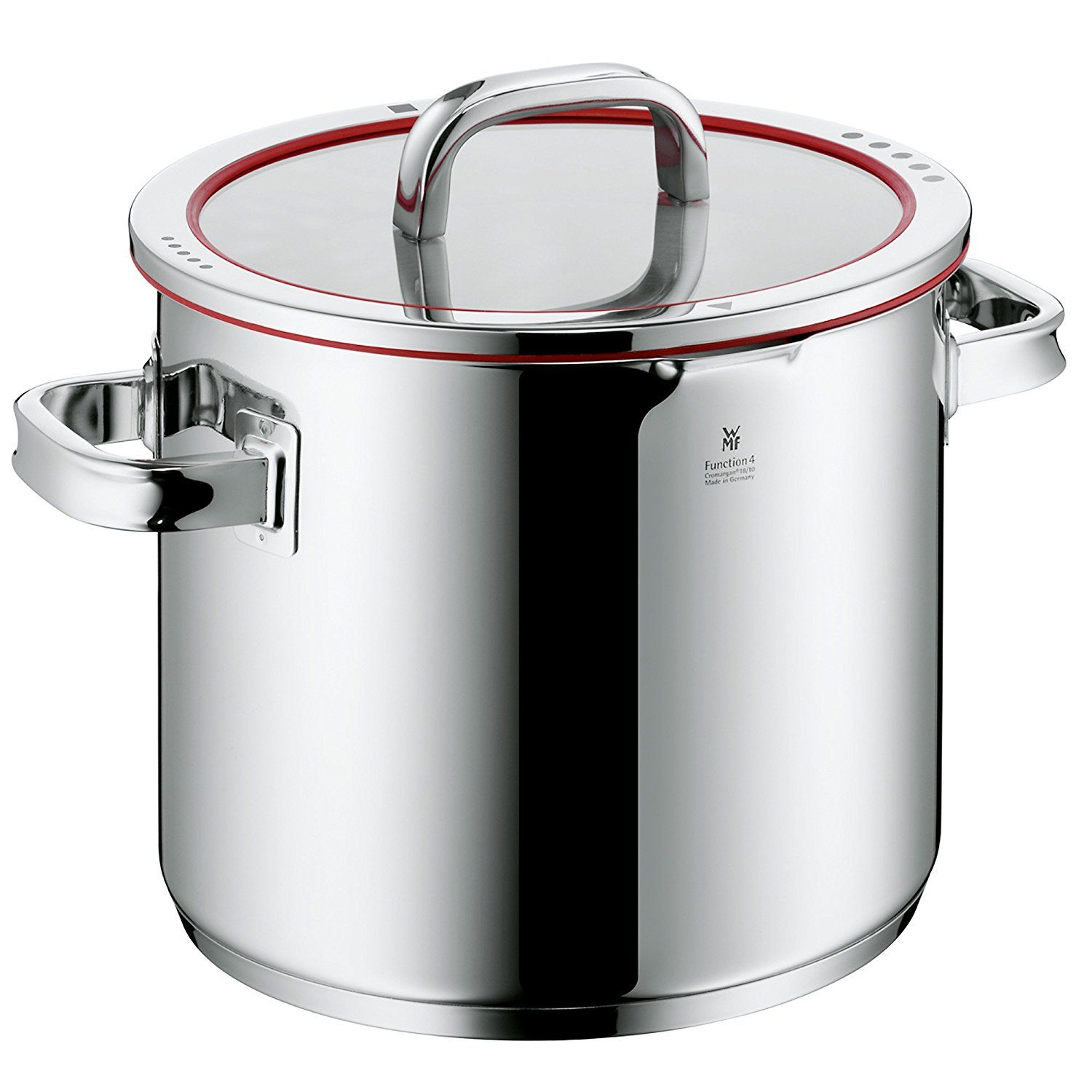 Wmf Function 4 Pasta Stock Pot With Lid 9 Quart You Can Find Out More Details At The Link Of The Image Kitchen Cookware Sets Cookware Set Kitchen Cookware
