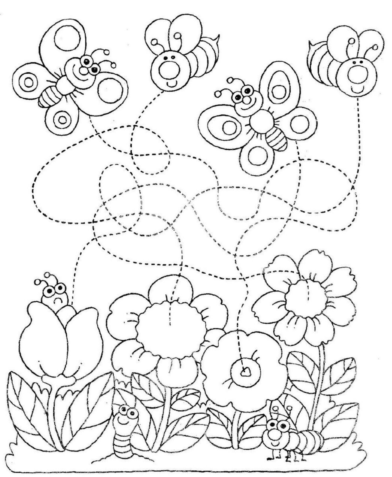 Pin by Doreen Söhmisch on Arbeitsblätter | Pinterest | Kindergarten ...
