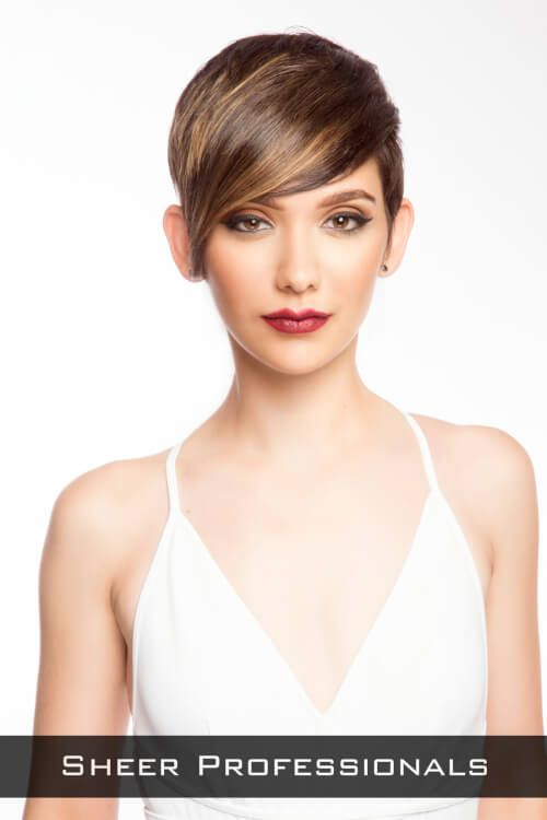 30 Fabulous Ideas For Dark Brown Hair With Highlights Hair