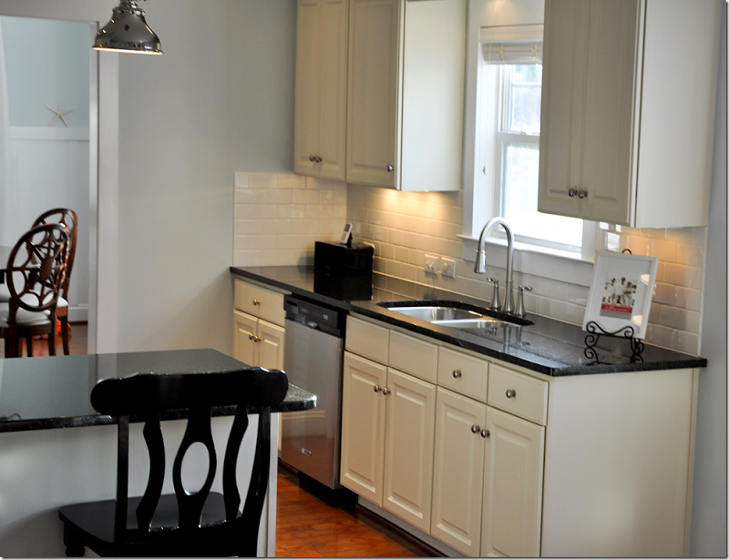 A New Kitchen Redo On Budget With