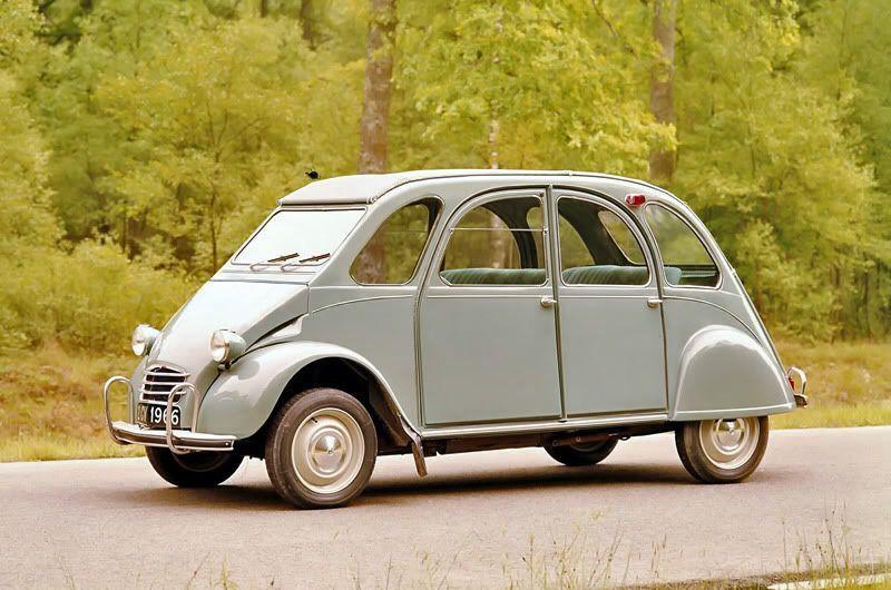2cv Picasso Klassisches Auto Oldtimer Autos Seltsame Autos