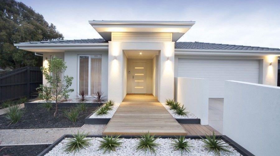 Les maisons de plain-pied | idée maison | Pinterest | Architecture ...
