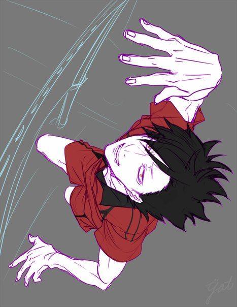 Haikyuu!!(High Kyuu!!) Fan Art: Kuroo Tetsurou
