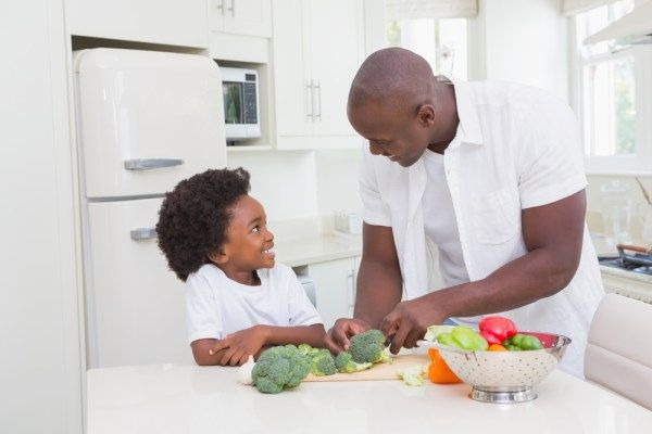 5 Tips To Make The Kitchen Connection For Kids With Autism