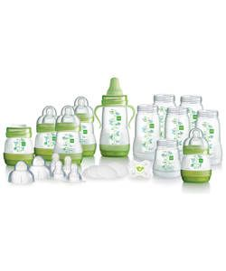 MAM Anti Colic Bottle Starter Set.