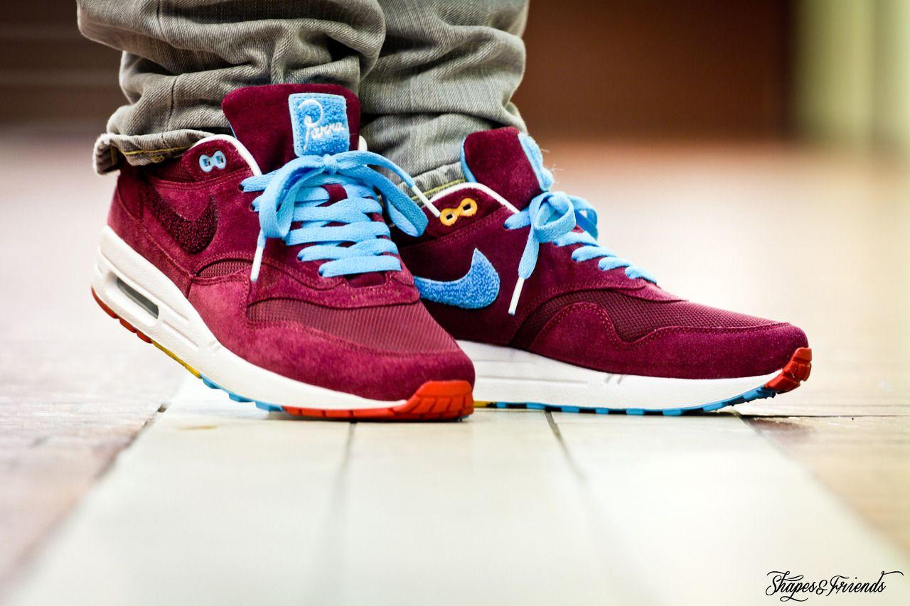 best sneakers a41f6 d44ed Nike Air Max 1 Patta x Parra  3
