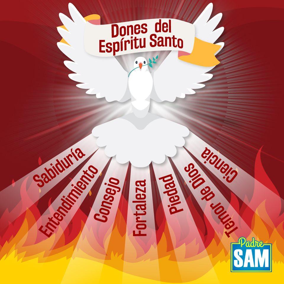 Lojeda Dones Y Frutos Del Espiritu Santo Frases Del Espiritu Santo Dones Del Espiritu Imagenes Del Espiritu Santo