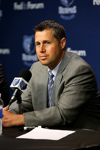 Dave Joerger Will Be The Next Coach For The MemphisGrizzlies