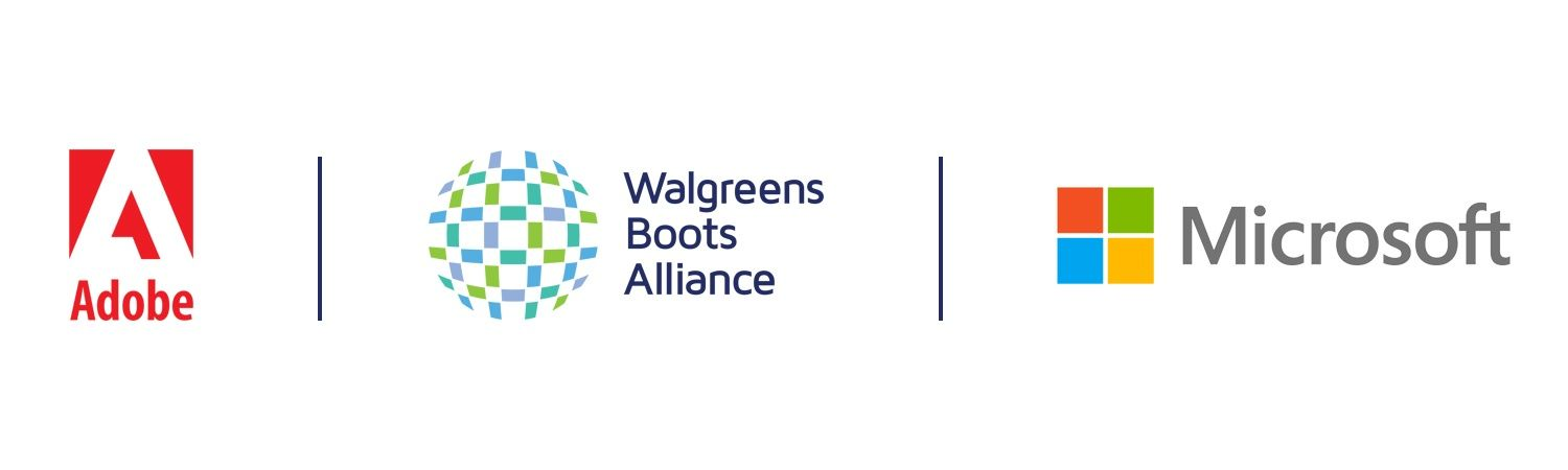 Walgreens Boots Alliance Microsoft Adobe Expand Partnership To Launch Personalized Prescription For Patients Https In 2020 Healthcare Technology Walgreens Alliance