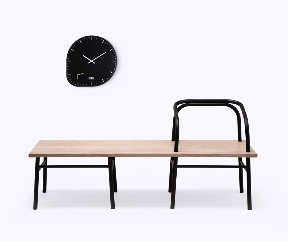 Table, Bench, Chair Designed By Sam Hecht / Industrial Facility Nice Design