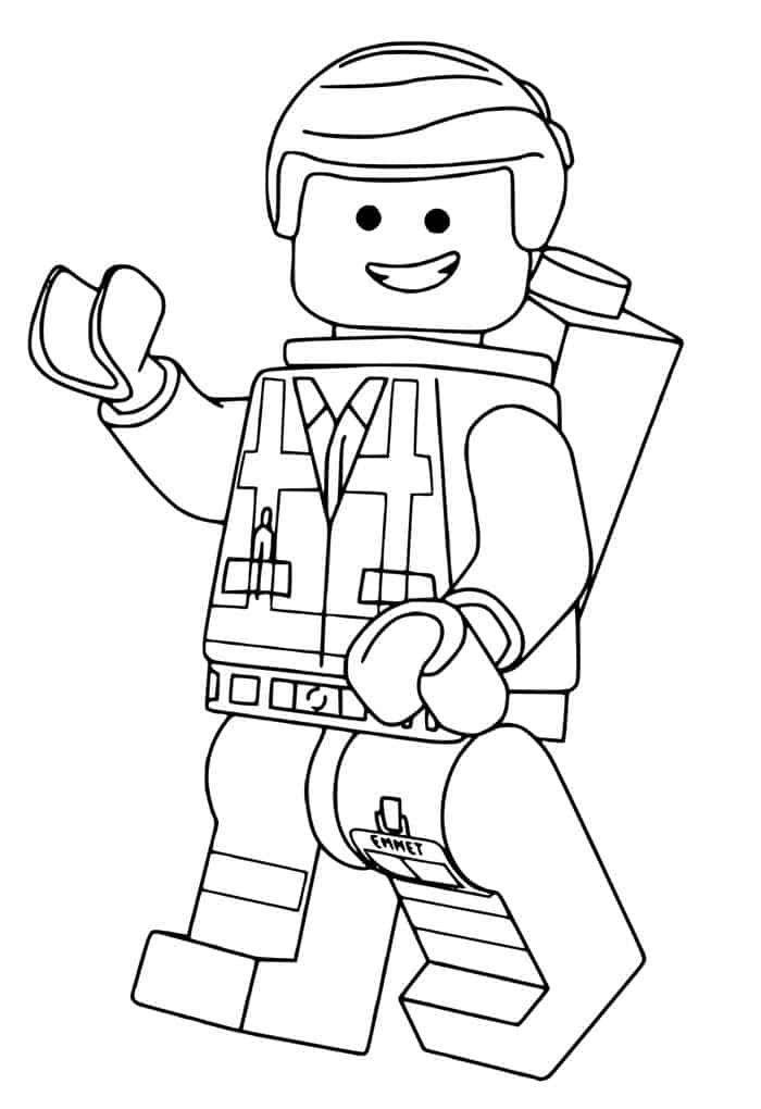 lego people coloring pages 2020 görüntüler ile