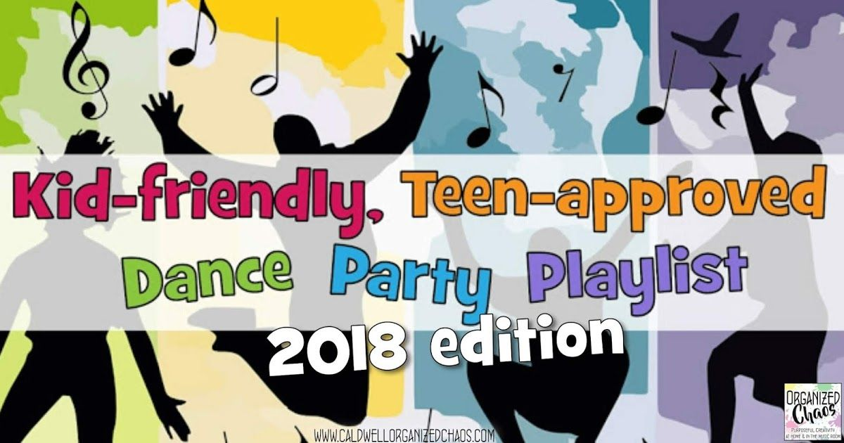 Dance Playlist 2018 | Elementary music | Dance playlist, Dance music