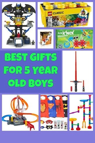 Popular Toys for 5 Year Old Boys | Diy gifts for 5 year ...