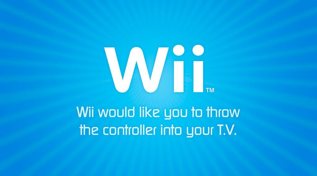 Honest brand slogan for Nintendo Wii