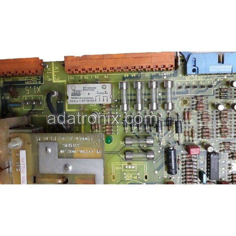6RB2000-0GB01 SIEMENS POWER SUPPLY CIRCUIT BOARD | Adatronix | Pinterest