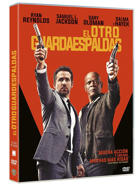 El Otro Guardaespaldas Dvd Otro El Dvd Guardaespaldas Hitman The Bodyguard Movie Bodyguard
