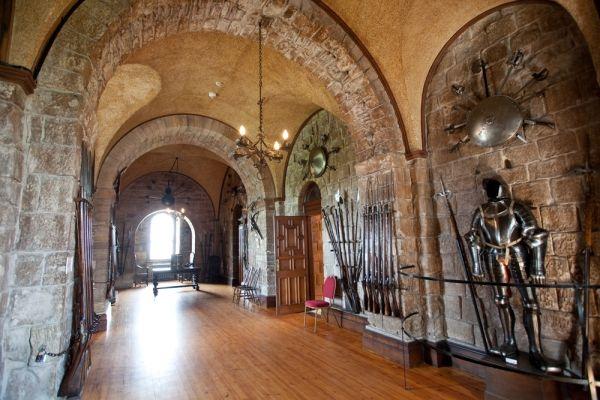 bamburgh castle harry potter - photo #34