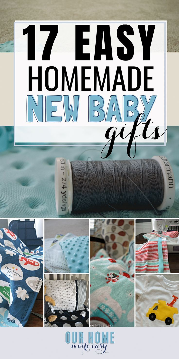 Easy homemade baby gifts homemade baby gifts newborn