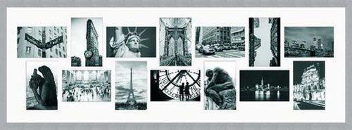 Collage Bilderrahmen Für 4 Fotos 10x15 Oder 13x18 In 2020