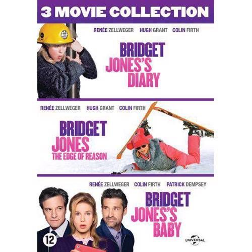 Bridget Jones 1-3 (DVD)