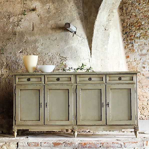 Casa florentina extended antoinette sideboard ballard designs