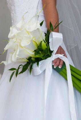 Bouquet Da Sposa Con Calle.Bouquet Da Sposa Con Un Solo Tipo Di Fiore 8 Proposte Per Una