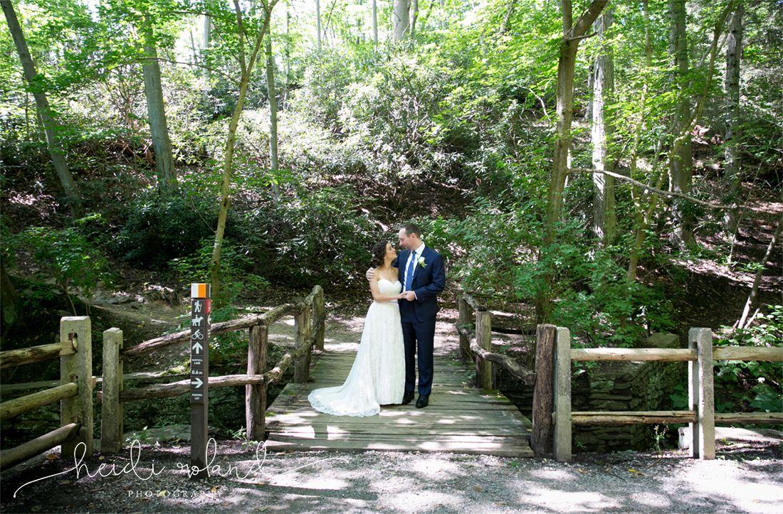 Valley Green Inn Wedding Wissahickon Valley Park Philadelphia Pa Valley Green Valley Park Outdoor Park