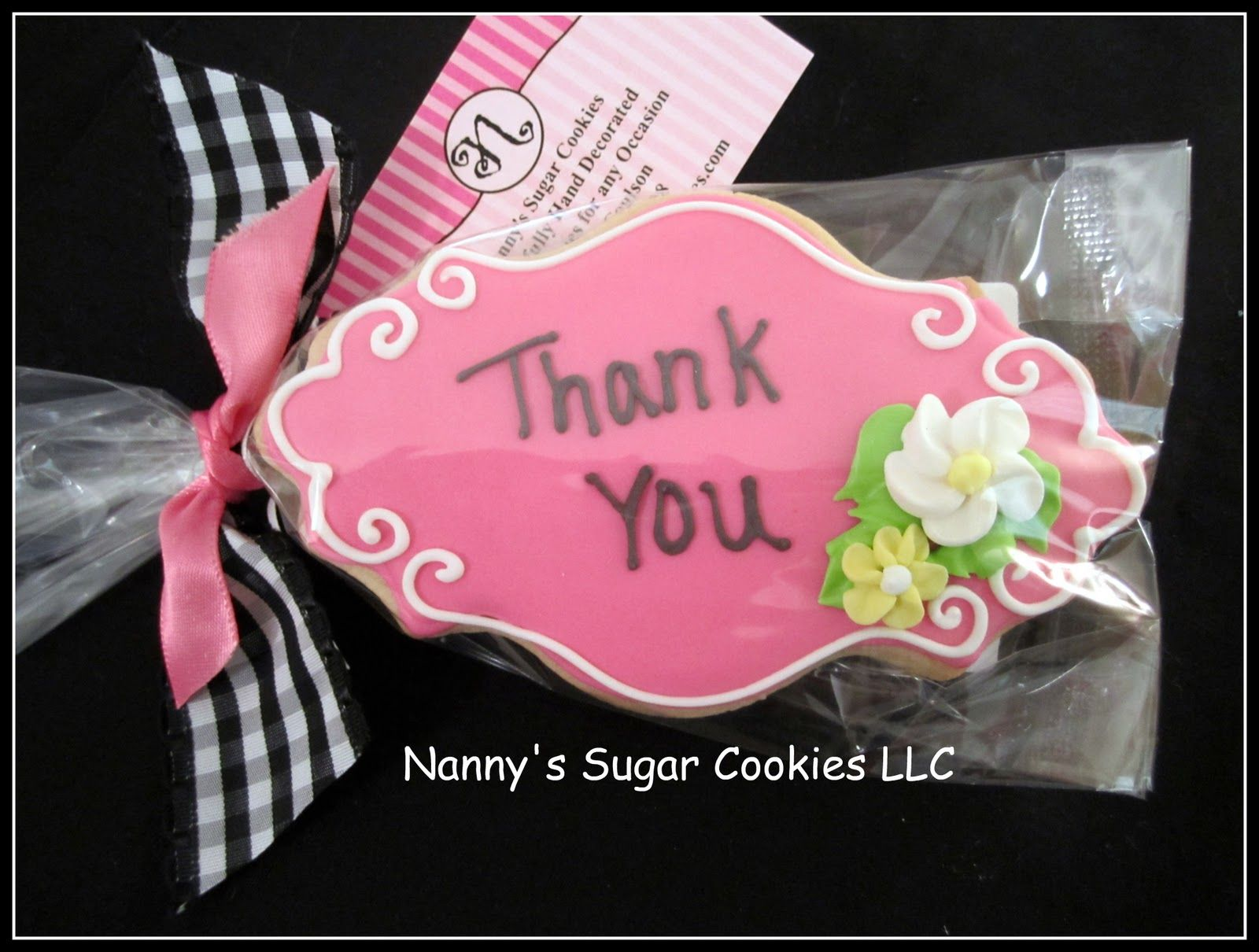 Plaque Cookie Favors @Nanny\'s Sugar Cookies | polymer clay ...