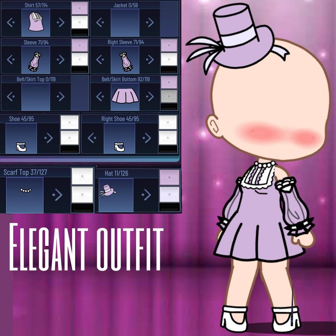 Outfit Gacha Club In 2020 Club Outfits Club Hairstyles Anime Music Videos