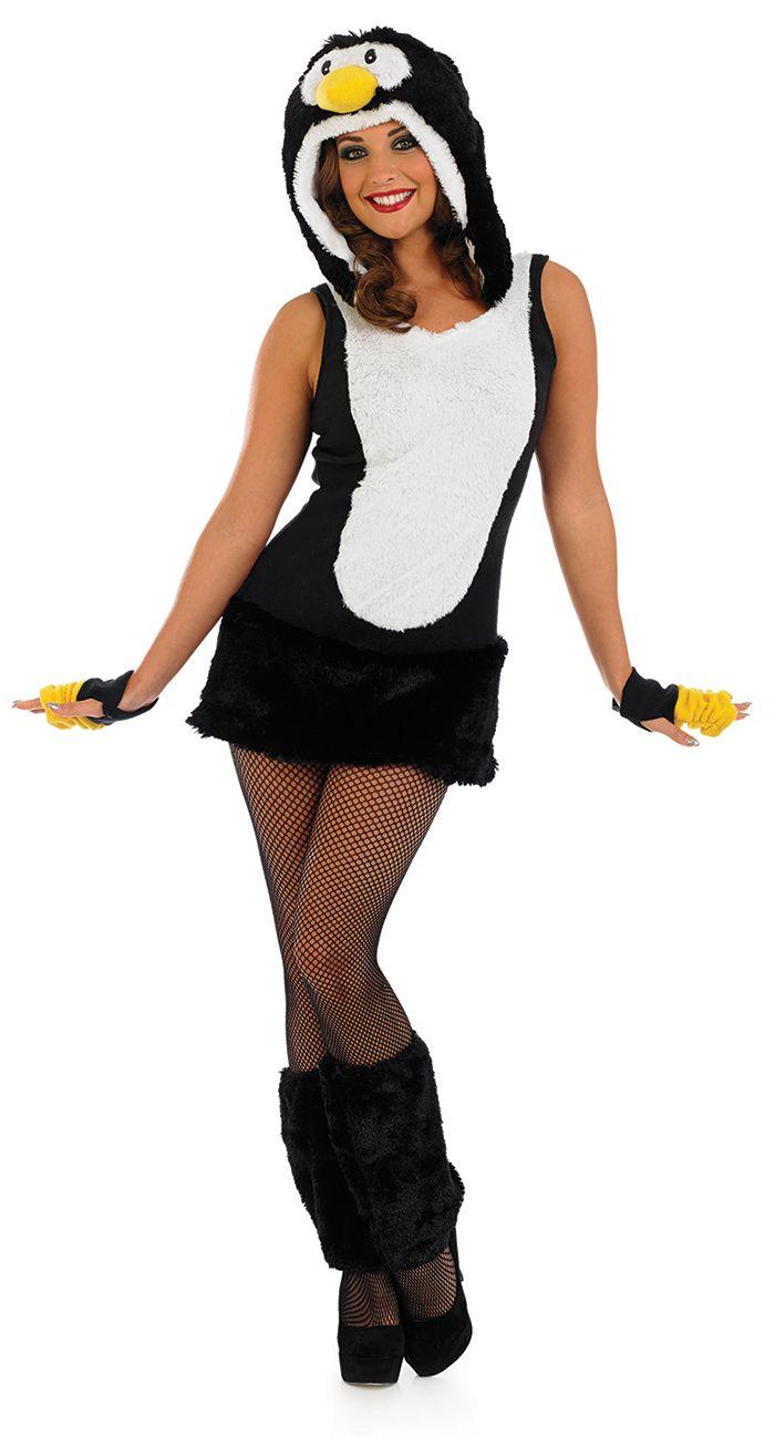 die besten 25 pinguin kost m damen ideen auf pinterest panda kost m kleid giraffe kost m. Black Bedroom Furniture Sets. Home Design Ideas