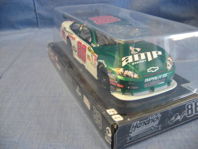Winner's Circle 1:24 Scale Die-Cast Dale Earnhardt Jr. #88 Amp Chevy Monte Carlo Replica