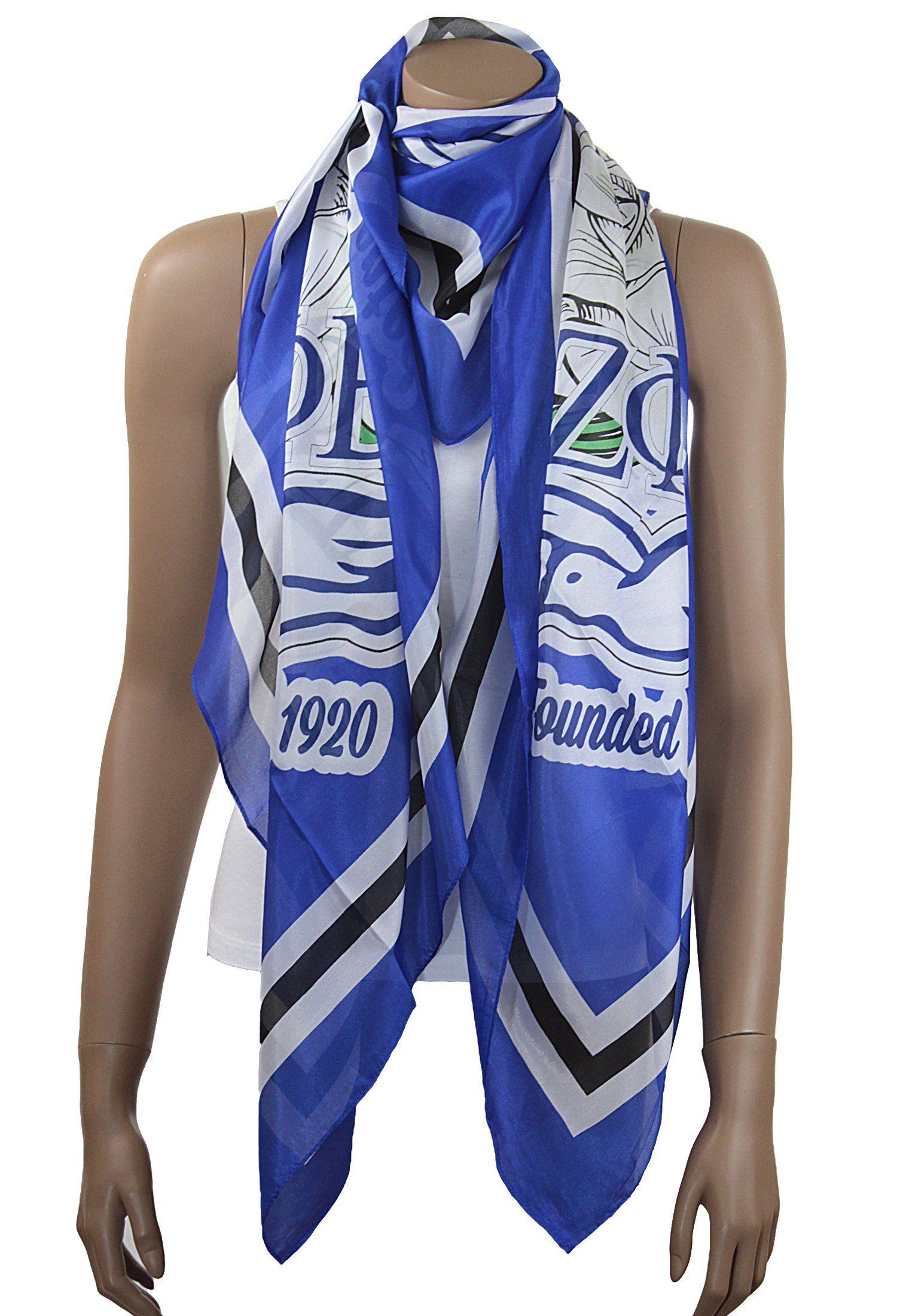 Zeta phi beta oversized faux silk scarf 36x72 inches apparel zeta phi beta oversized faux silk scarf 36x72 inches buycottarizona