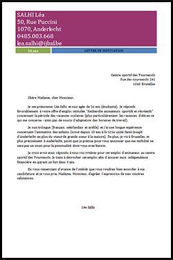 Modeles De Lettres Pour Vonlontariat International Le Monde Modele Lettre De Motivation Lettre De Motivation Lettre De Motivation Gratuite