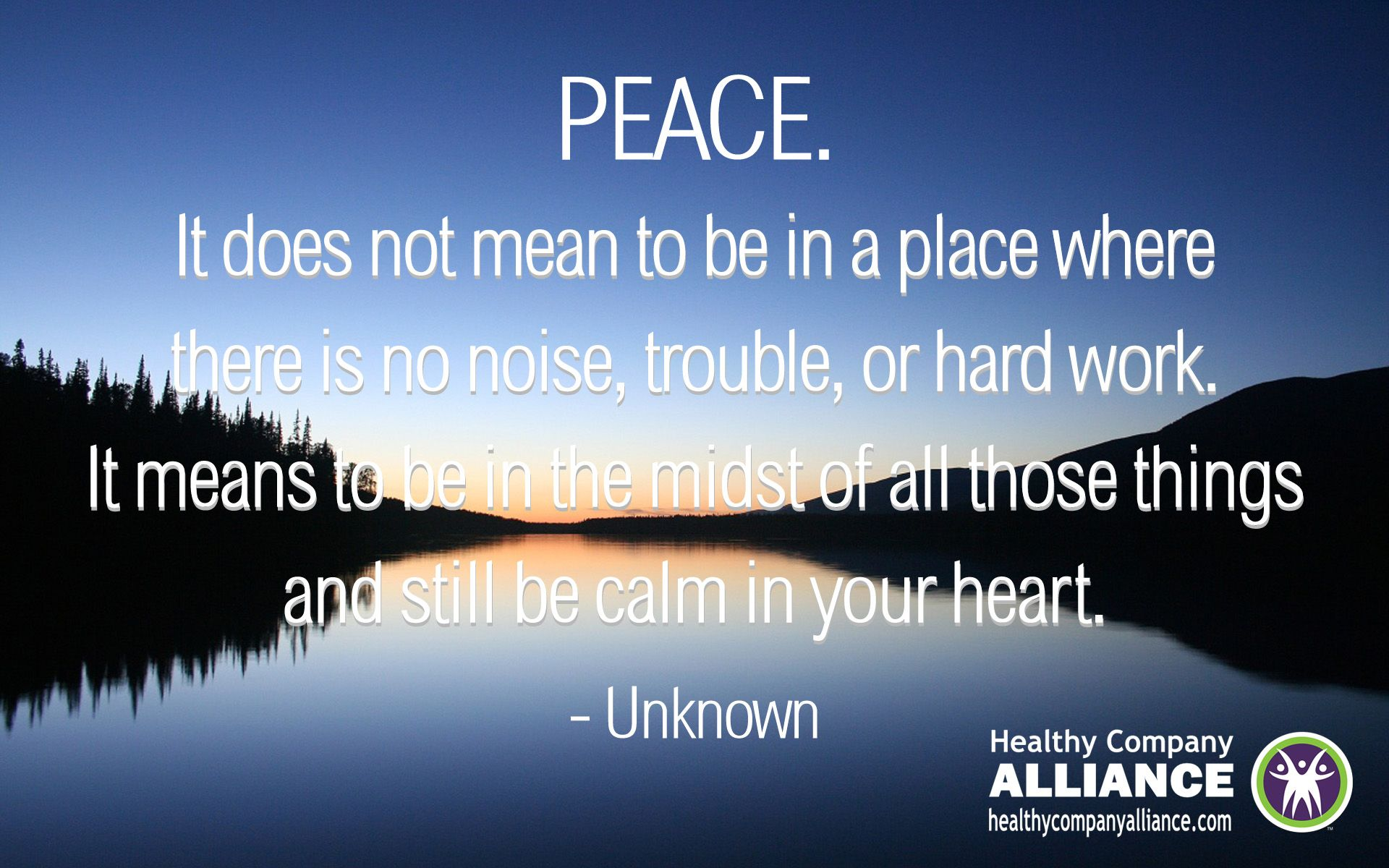 Free Desktop Background PEACE Motivation Pinterest
