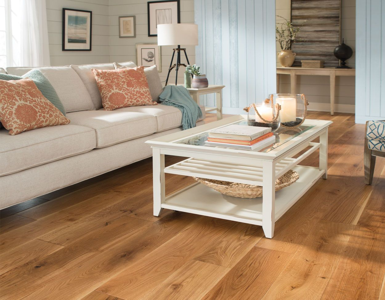 21485 Wexford Engineered White Oak Natural Oak Hardwood White Oak Hardwood Floors White Oak Floors #oak #floor #living #room