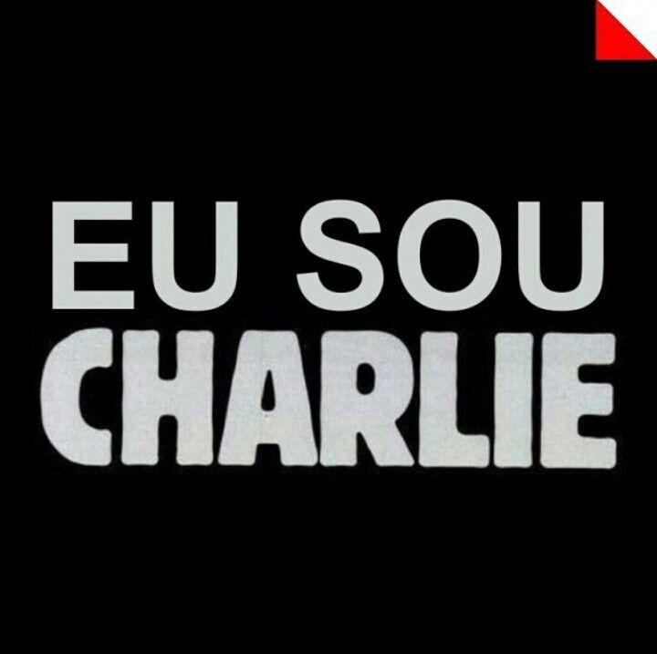 #EuSouCharlie #JeSuisCharlie