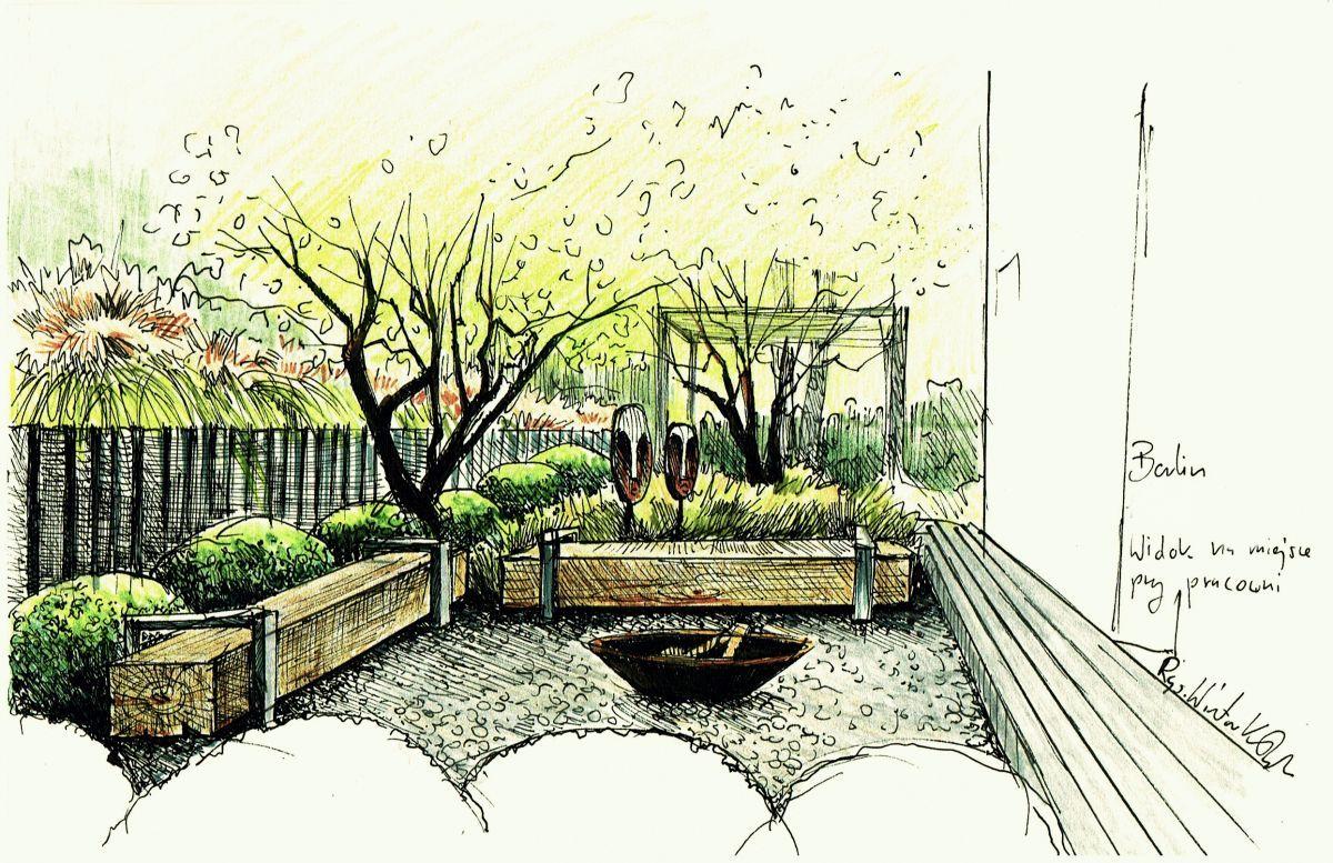 Ogrod W Berlinie 3