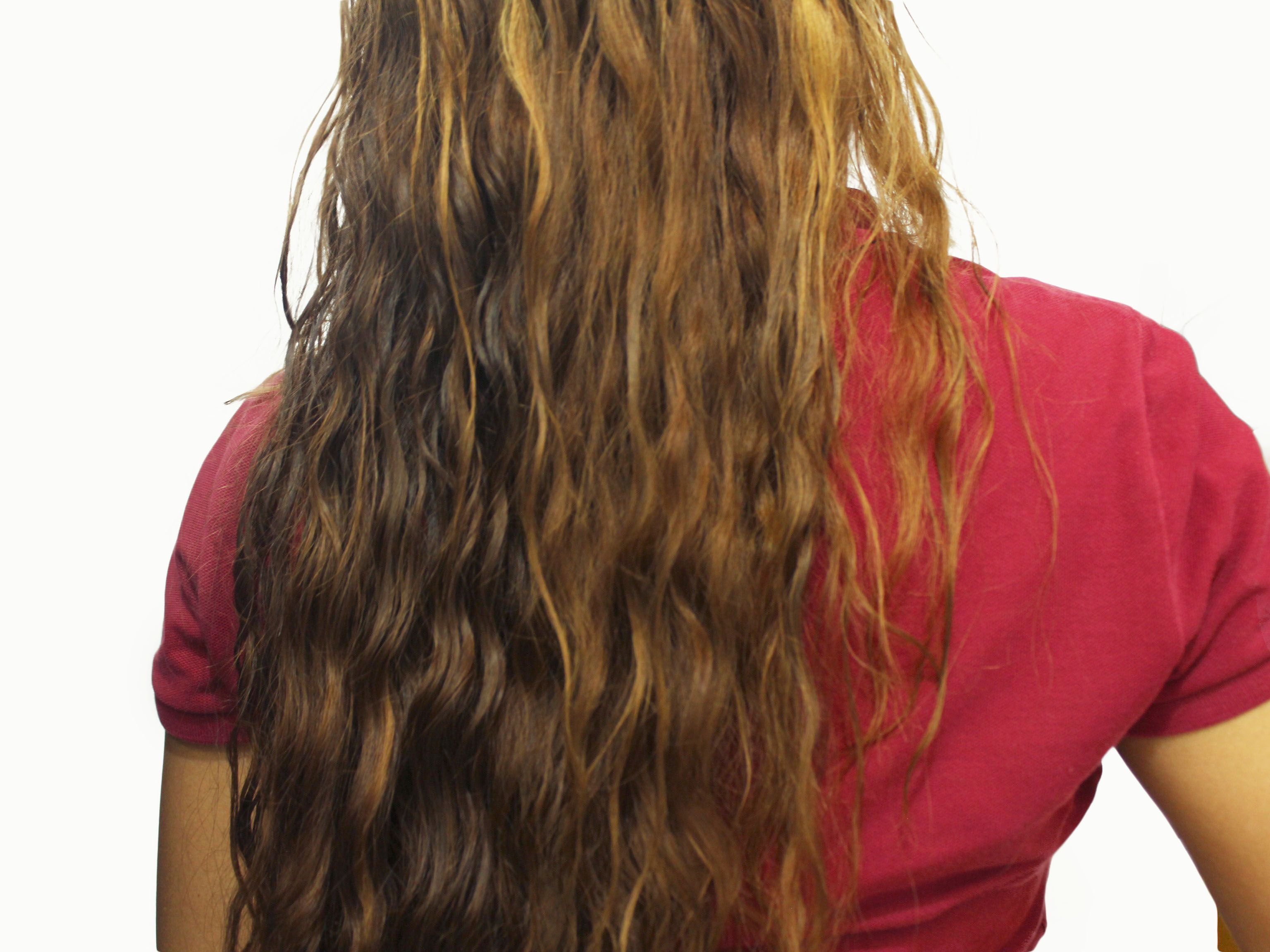 Care for Naturally Curly or Wavy Thick Hair Natural wavy