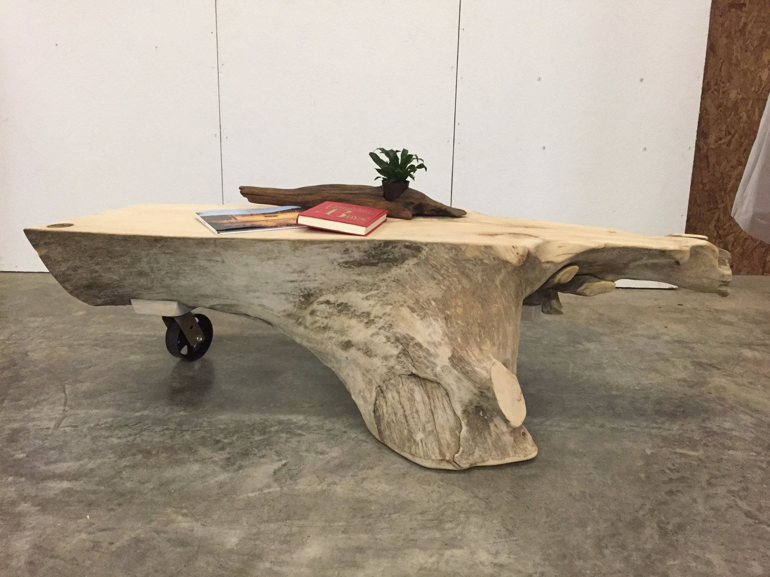 Blondie   A Driftwood Coffee Table By BOTRDriftwood On Etsy