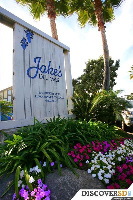 Jake S Del Mar Great Food And Gorgeous Beach View
