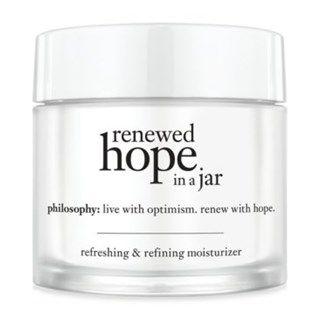 philosophy - renewed hope in a jar : Reviews