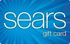 $200 Sears Gift Card for $175