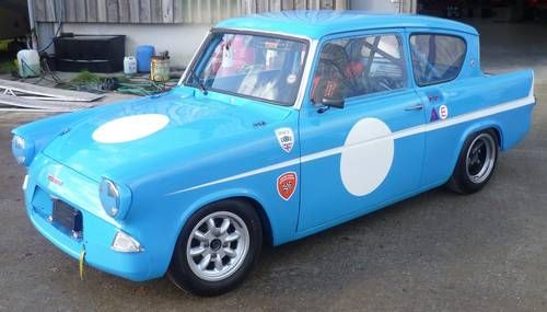 Ford Anglia 105e For Sale 1963 Ford Anglia Car Ford Ford Racing