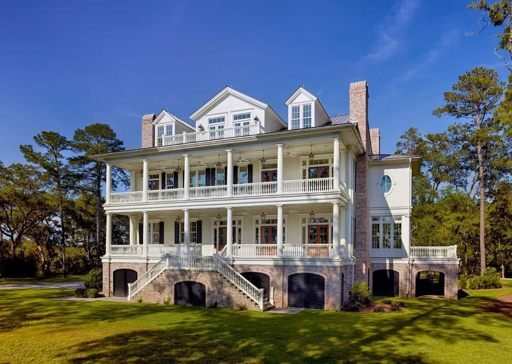 11 polly point plantation lowcountry architecture for Low country architecture