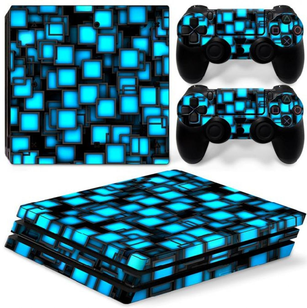 Party Square Skin for PS4 Pro Ps4, Video games, Level up